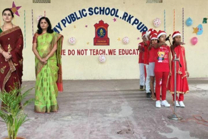 Army Public School-Christmas