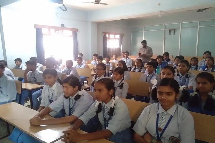 Jesus and Mary Academy-Classroom