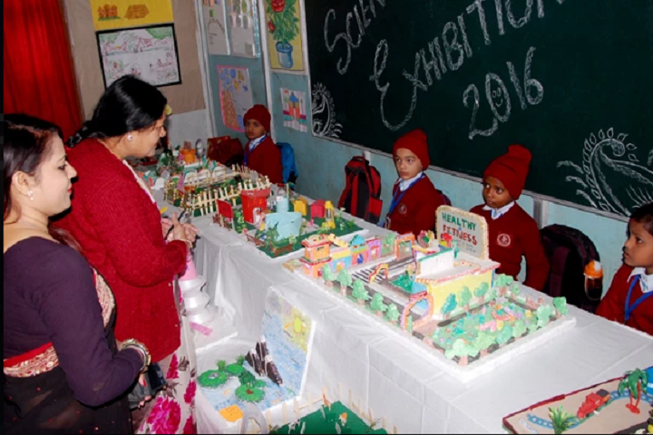 Jesus and Mary Academy-Science Exhibition by Junior Students