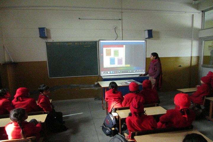 St.Marys School-Smart Class