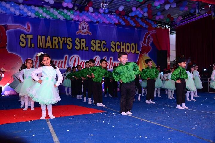 St.Marys School-Primary Dance Performance