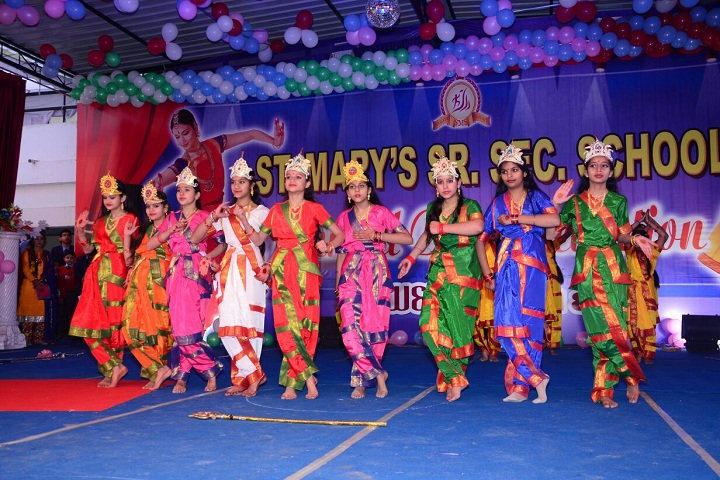 St.Marys School-Classical Dance