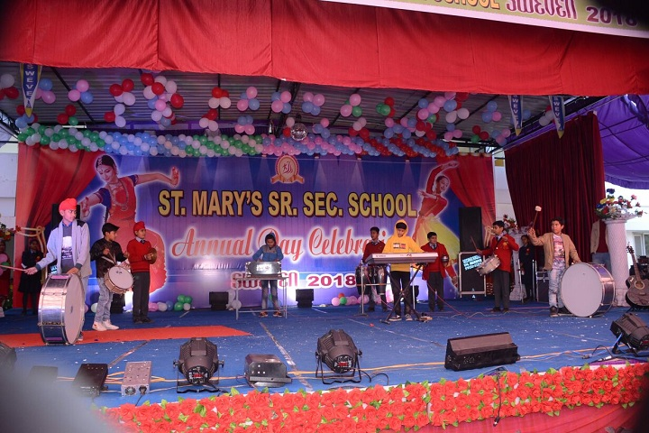St.Marys School-Music