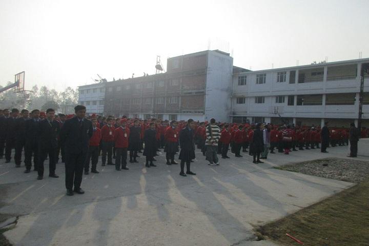 St.Marys School-Assembly