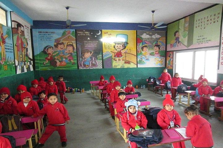 St.Marys School-Class Room