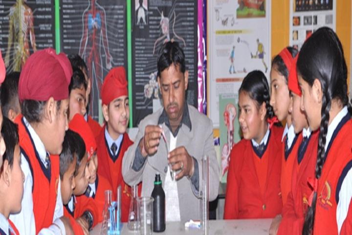 St.Marys School-Chemistry Lab