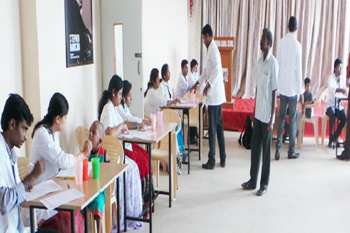 St.Marys School-Medical Camp