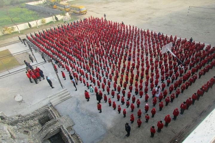 St.Marys School-Morning Assembly