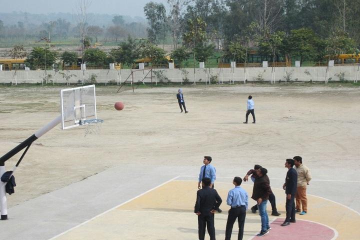 St.Marys School-Play Ground