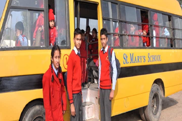 St.Marys School-Transport