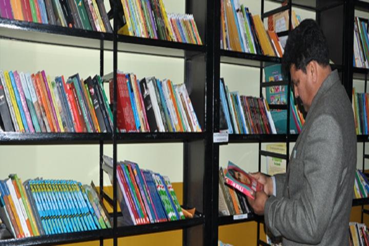 St.Marys School-Library