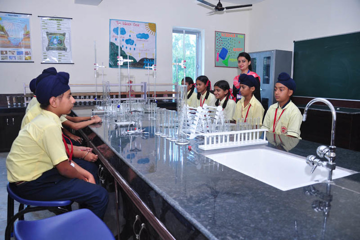 St Peters Convent School-Chemistry Lab