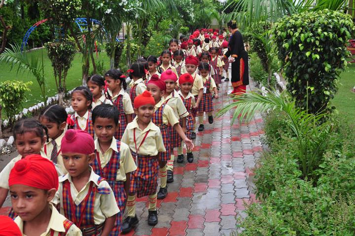 St Peters Convent School-Garden Visit