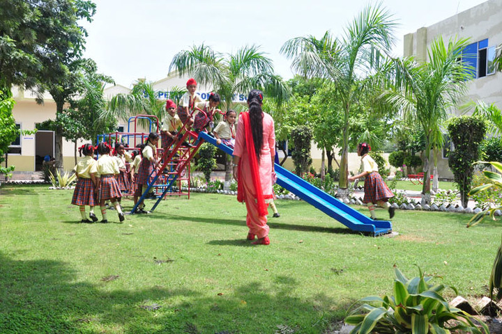 St Peters Convent School-Kids Play Area