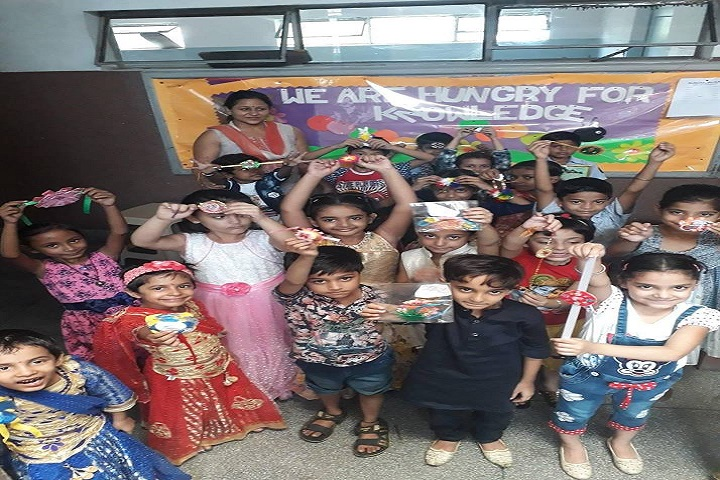 St Sai Senior Secondary School-Activitie 2