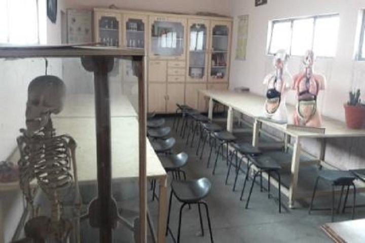 St Sai Senior Secondary School-Biology Lab