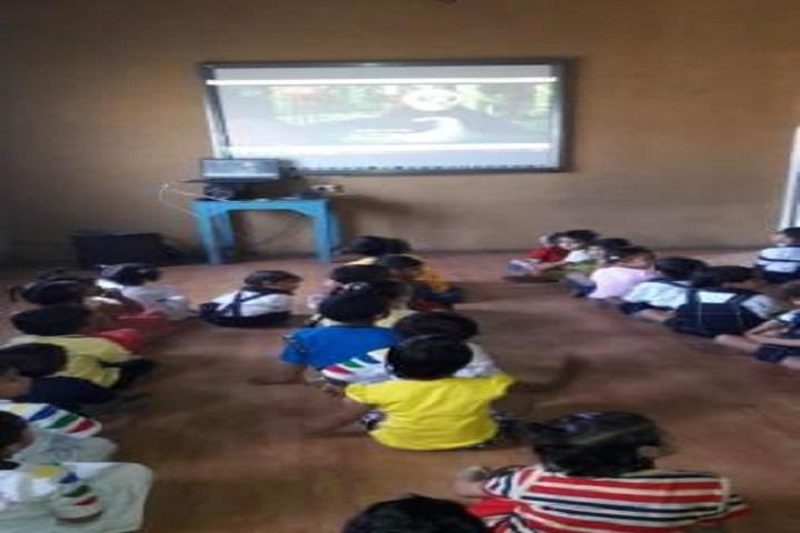 St Sai Senior Secondary School-Digitial Classroom