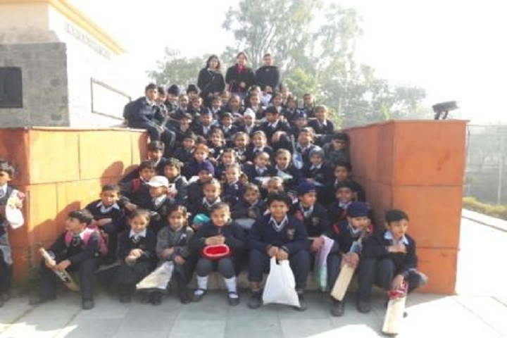 St Sai Senior Secondary School-Trip