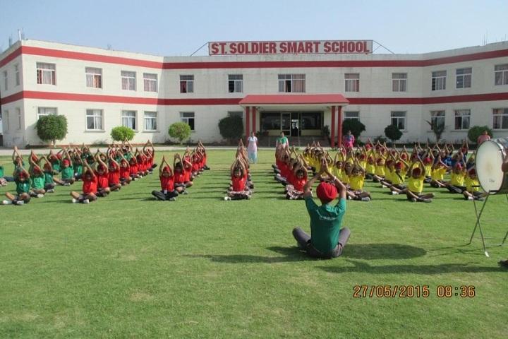 St.Soldier Smart School-Exercise