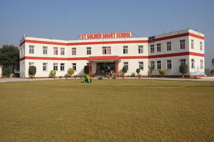 St.Soldier Smart School-Campus