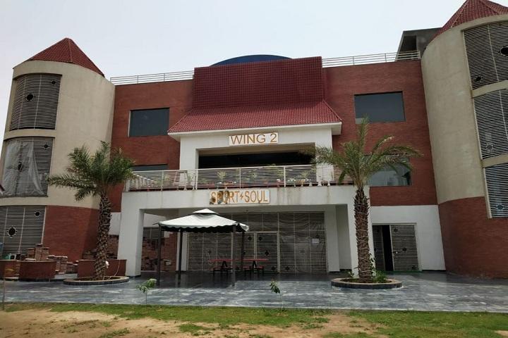 Stalwarts World School-Building