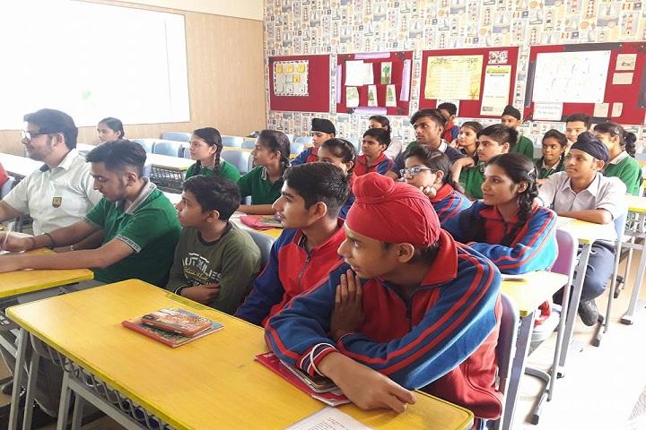 Stalwarts World School-Class Room