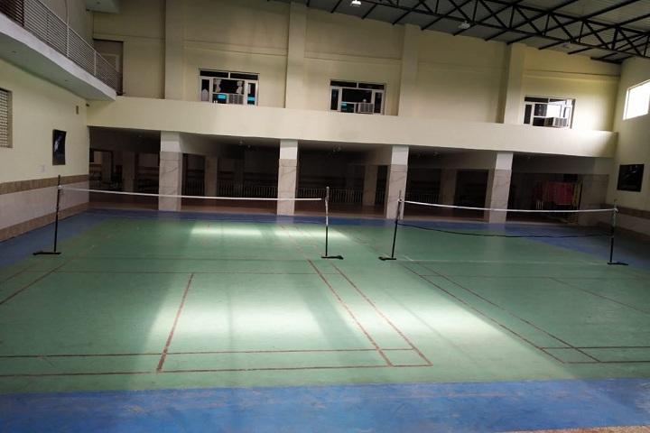 Stalwarts World School-Tennis court