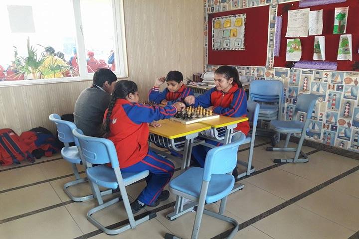 Stalwarts World School-Indoor Games