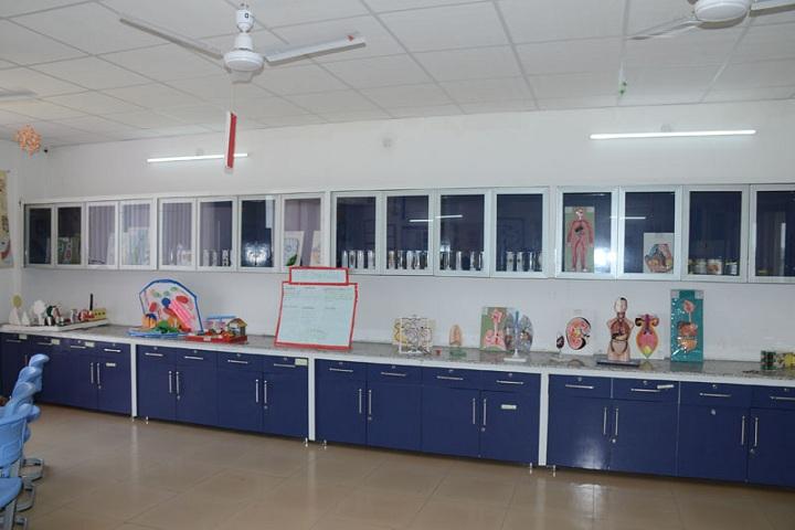 Stalwarts World School-School Exhibition