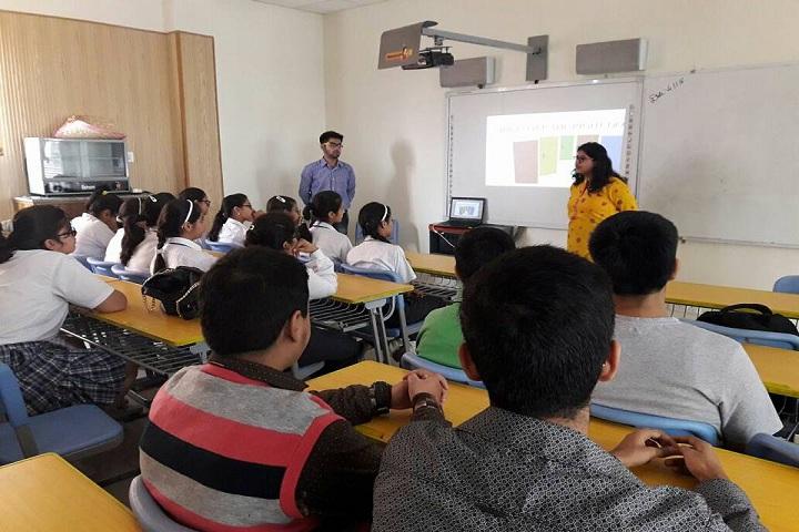 Stalwarts World School-Digitial Classroom
