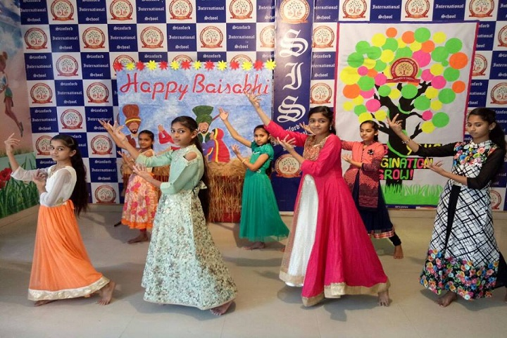 Stanford International School-Cultural-Events