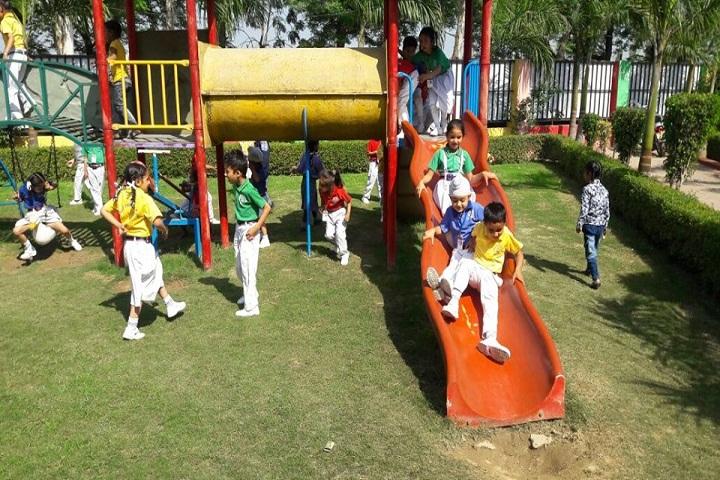 Stanford International School-Kids Play