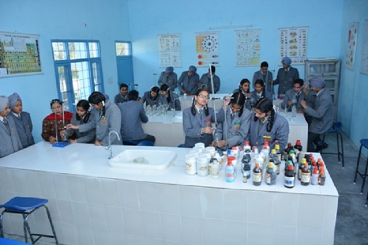 Steelmans Public School-chemistry Lab
