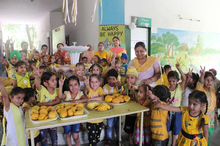 Steelmans Public School-mango Day Celebrations