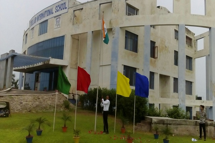Stellar International School-Building
