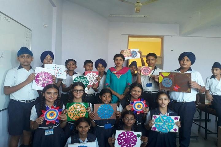 Stellar International School-Art