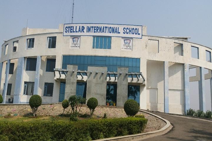 Stellar International School-Campus