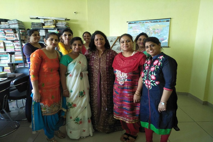 Stellar International School-Staff