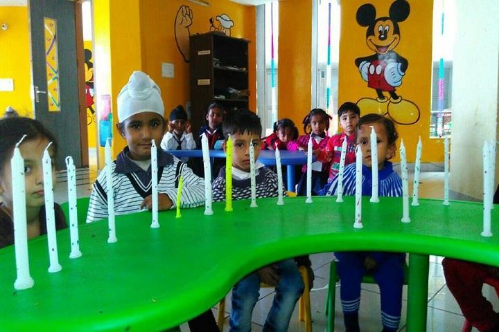 Stellar International School-Activity