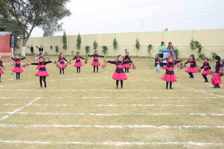 Sukhjinder memorial public school-Dance Performance