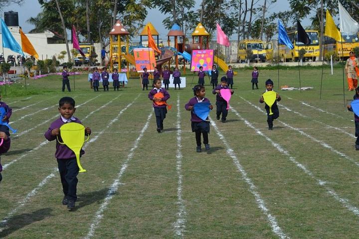 Sukhjinder memorial public school-Games