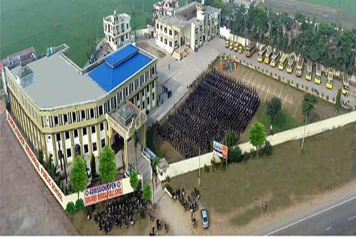 Sukhjinder memorial public school-Campus