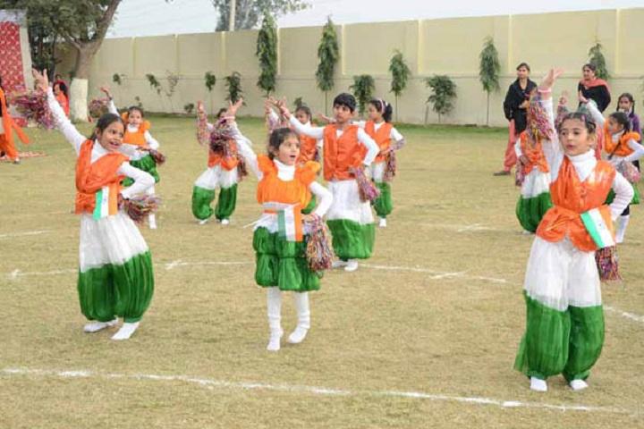 Sukhjinder Memorial Public School-Dance1