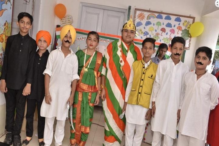 Sunshine Modern Cantonment Board School-Republic Day Celebrations