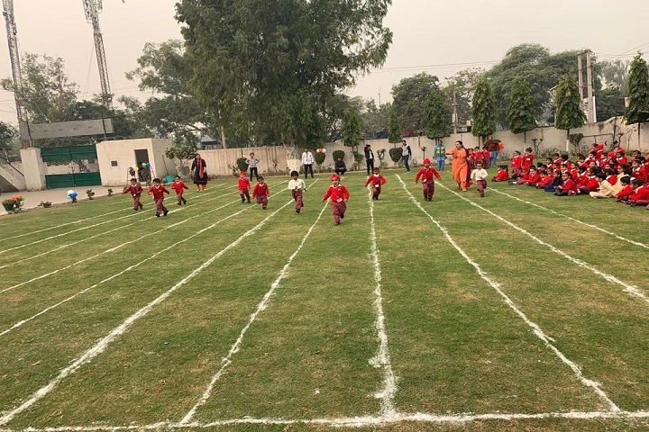 Sunshine Modern Cantonment Board School-Running Competition