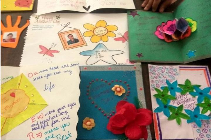 Sunshine Modern Cantonment Board School-Art Work
