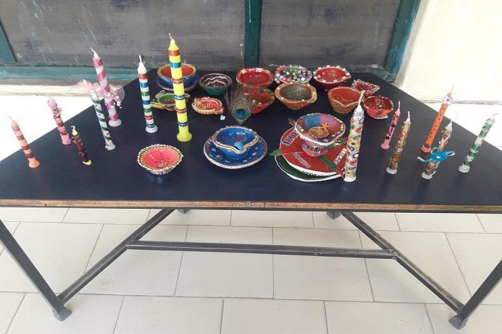Sunshine Modern Cantonment Board School-Diwali Celebrations
