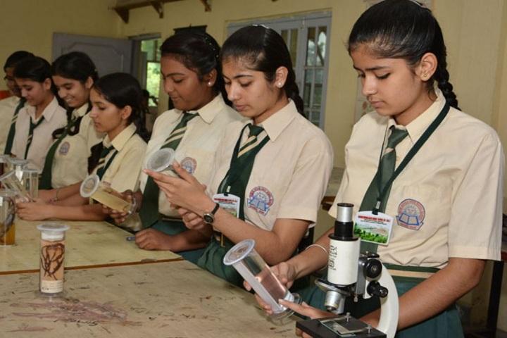 Swami Mohan Dass Model School-Biology Lab