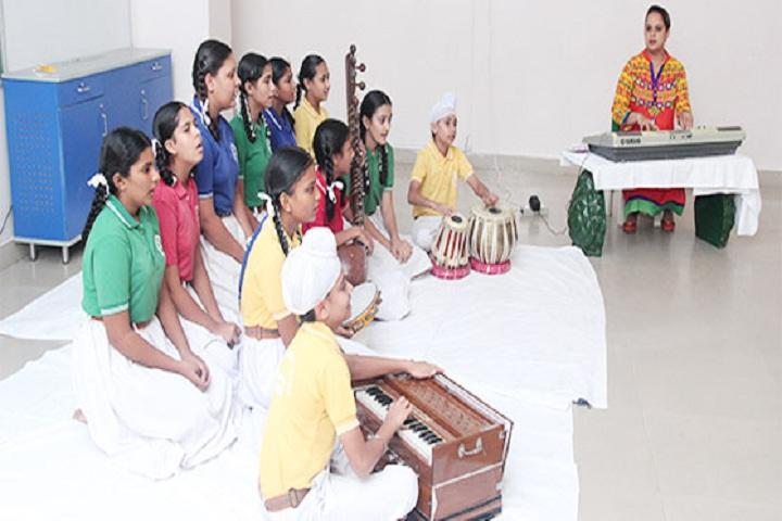 Swami Ram Tirtha Public High School