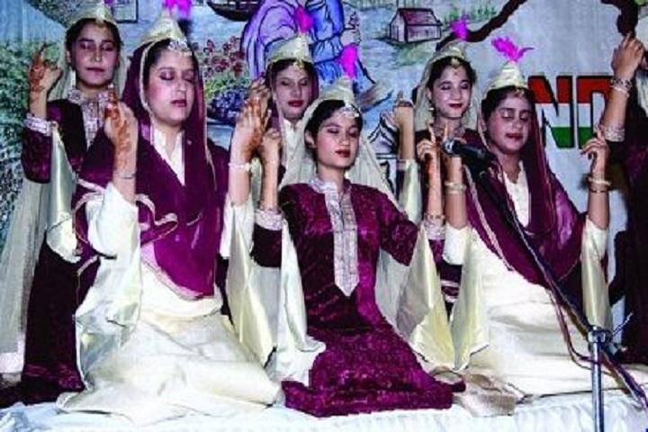 Swami Sant Dass Public School-Singing